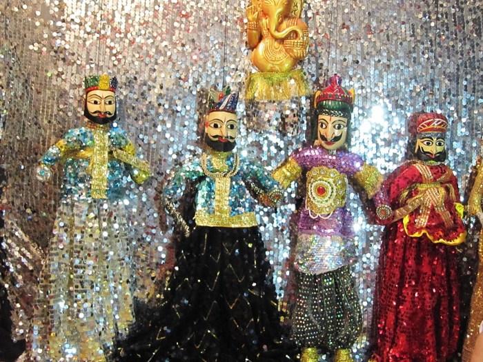 Shining puppets | Kingdom of Dreams