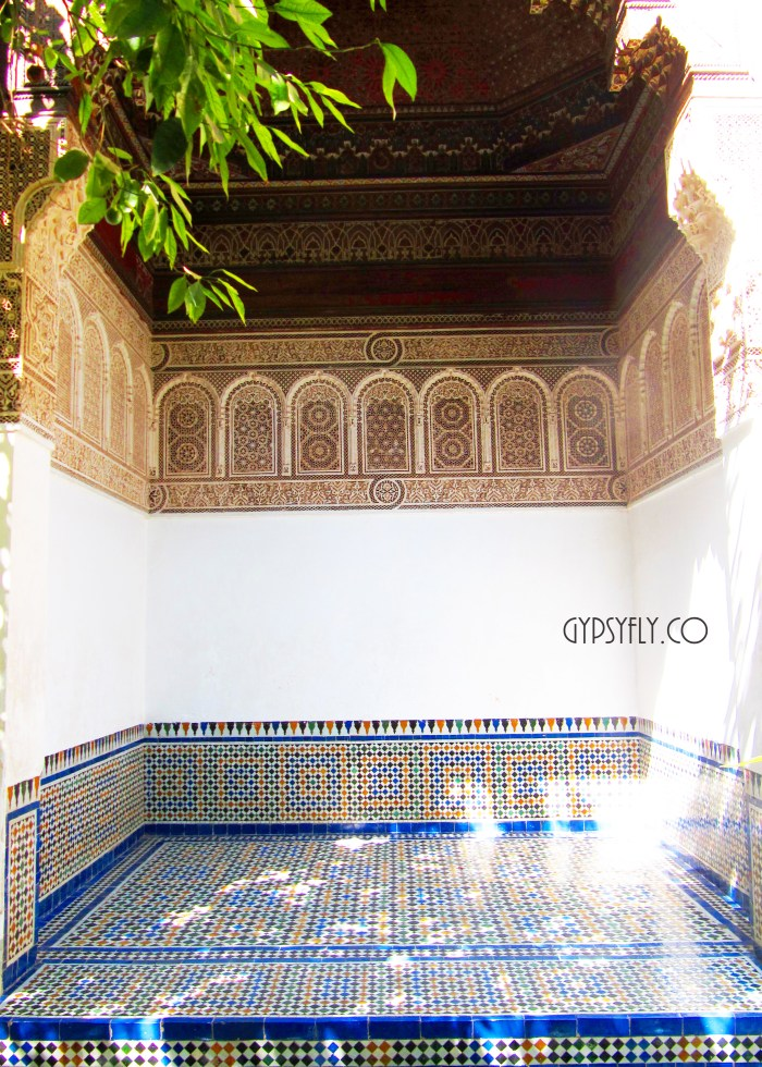 Moroccan Architecture, Bahia Palace