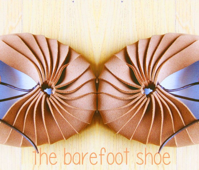 Twin to Skin :: The Barefoot Shoe