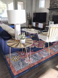 My Boho Chic Living Room - Sneak Peek - Gypsy Tan