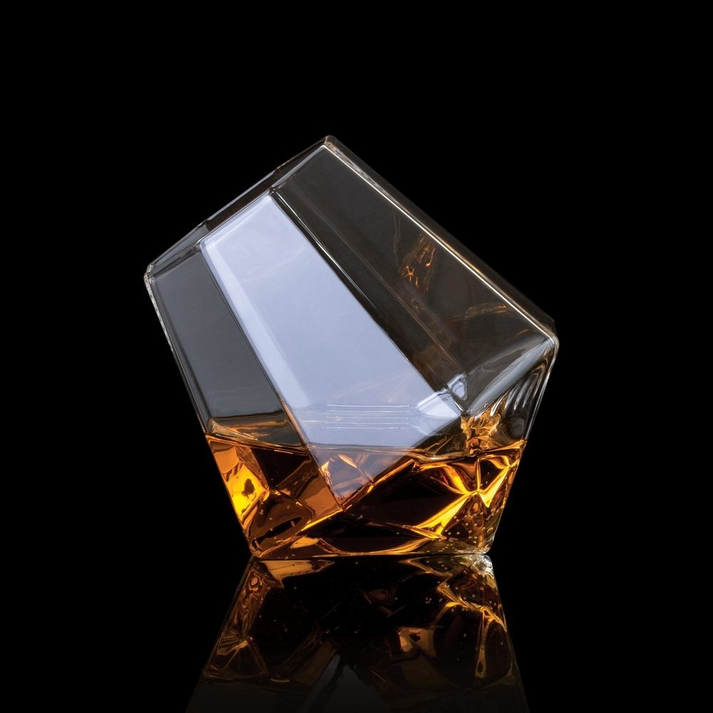Wisky Glas Diamond Whisky Glass
