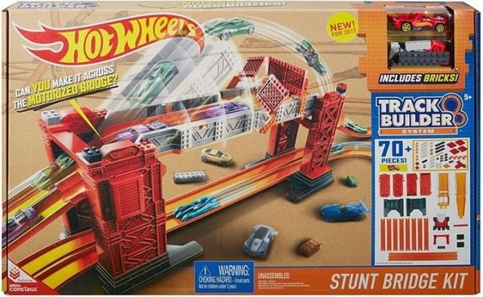 Mattel Hot Wheels Track Builder Stunt Bridge Kit Ab Eur 14