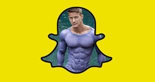 snapchat-erkek
