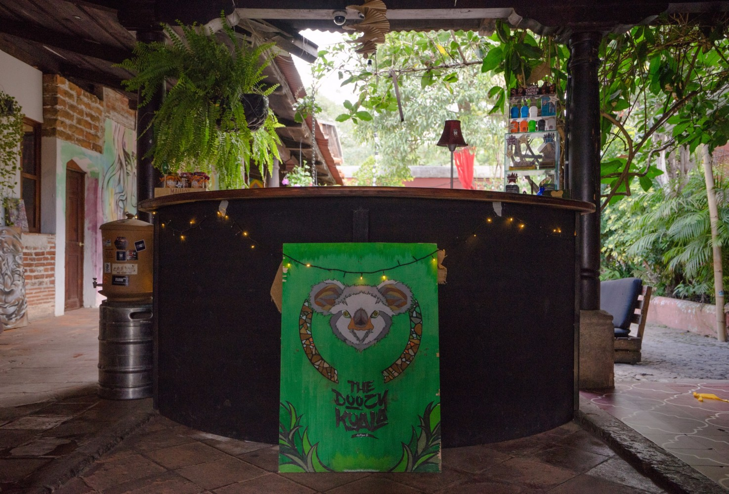 Arte Verde Volta Redonda The Doozy Koala Hostel Antigua Guatemala Best Price Guarantee