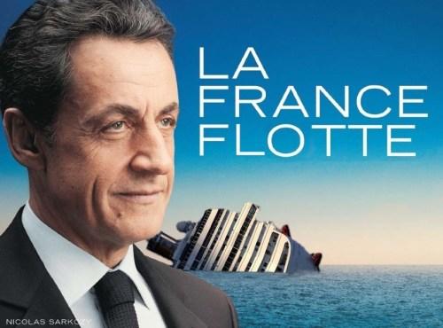 La France Flotte (pour le moment)