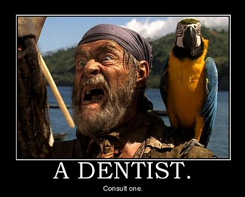 consultez un dentiste