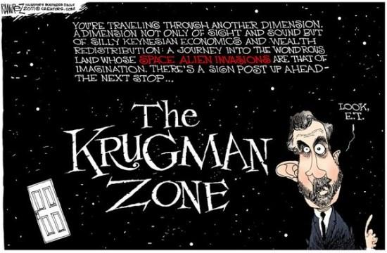 krugman zone
