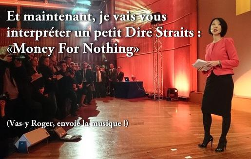 pellerin karaoke : money for nothing