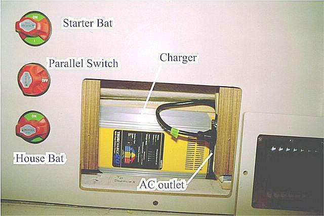 30 amp shore power wiring diagram diy shore power west marine easy