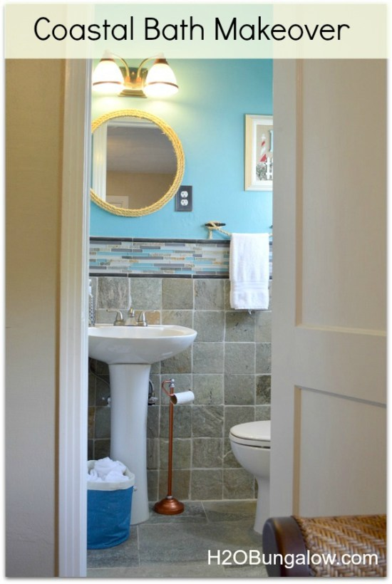 beachy coastal bathroom the 7 essential steps to creating a coastal bathroom my
