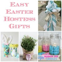 Easy Easter Hostess Gift Ideas