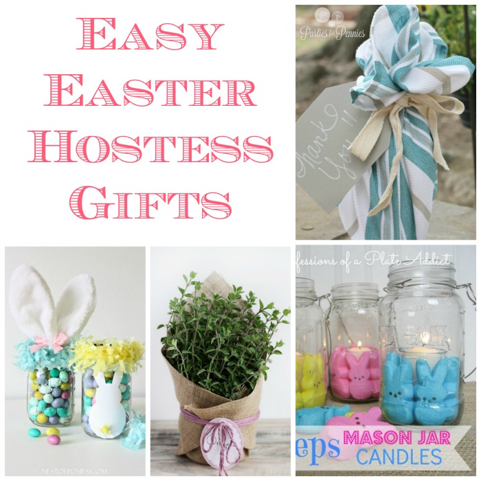 Easter seems earlier this year. Don't you think? There are so many festive and fun DIY Easter Gift Ideas floating around out in web land, so I thought I would do a roundup of some of my favorites. Most of these are quick and easy and ALL of them are colorful and sure to .
