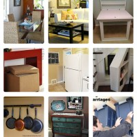 18 Wonderful Space Saving Secrets