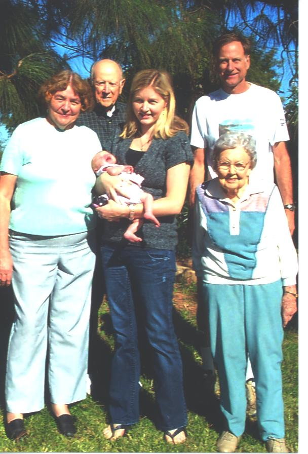 Isabella 5 Generations - 5 generations