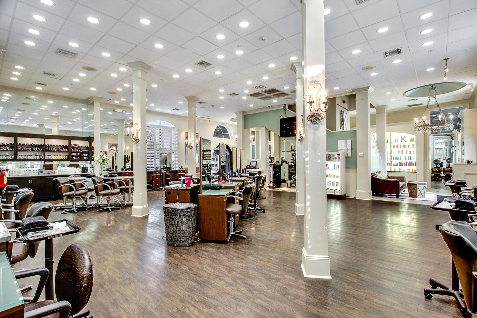 Salon H2o Salon And Spa Come And Get Pampered In Metairie