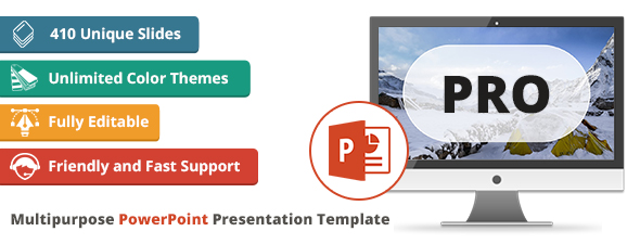innovation Multipurpose PowerPoint Presentation Template by as-4it - Presentations Template