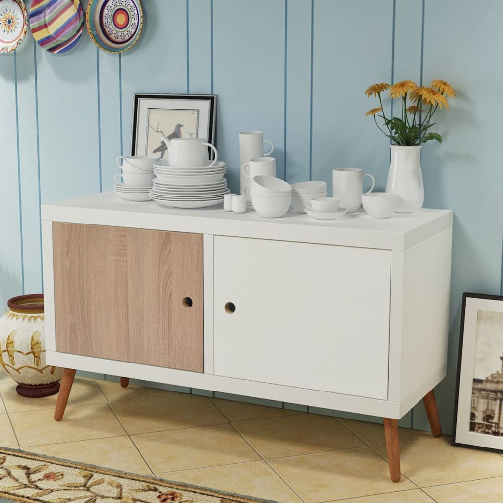 Tv Sideboard Modern H4home Mid Century Modern Tv Cabinet With Scandinavian ...