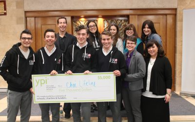 Hebrew Academy students compete – and win big – for local charities
