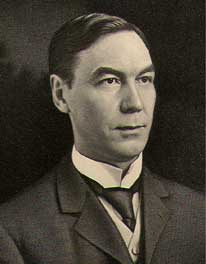 Charles F. Haanel as a young man.