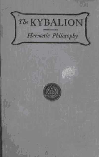 7 hermetic principles kybalion pdf