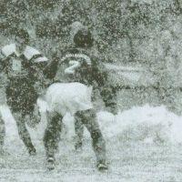 Fußball als Wintersport
