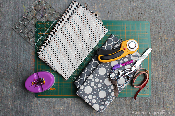 Diy Reversible Fabric Storage Bin Haberdashery Fun