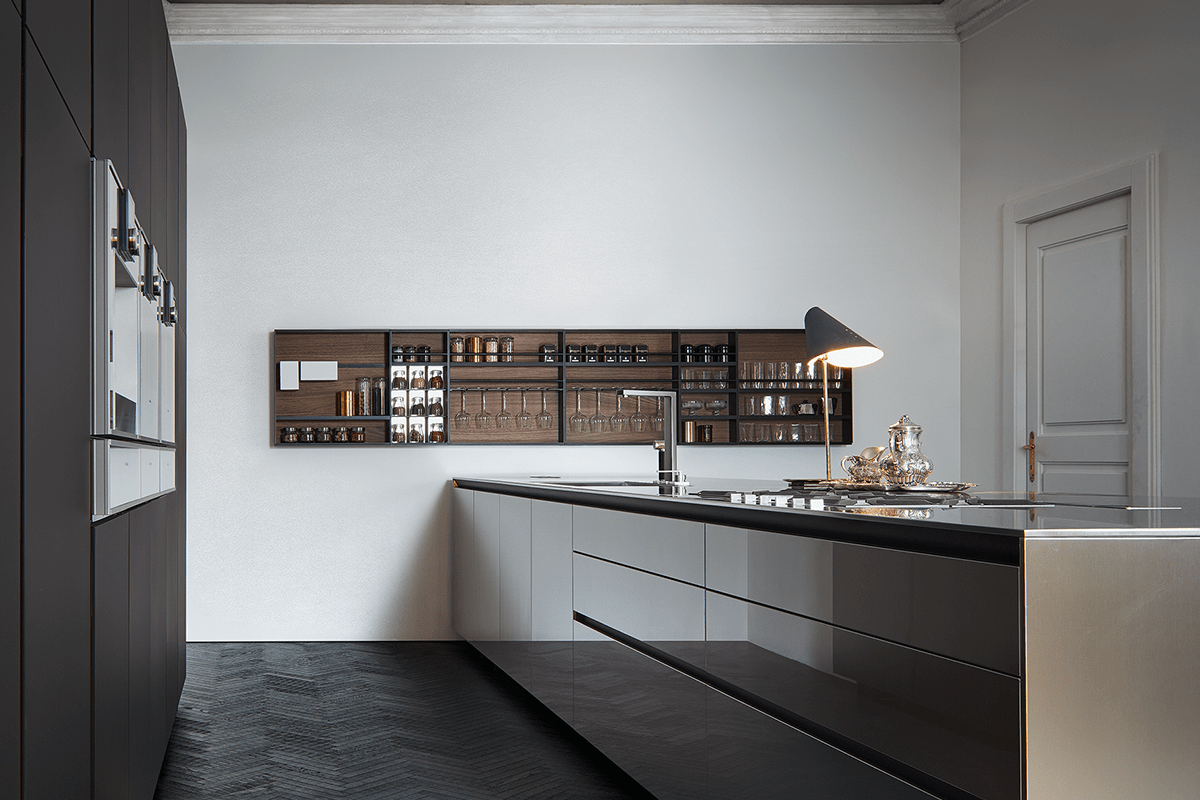 Küchen Planet Poliform Kitchens | Habitat Casa Italian Furniture
