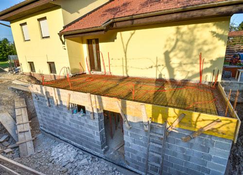 Prix au m² d\u0027une extension de maison en parpaings