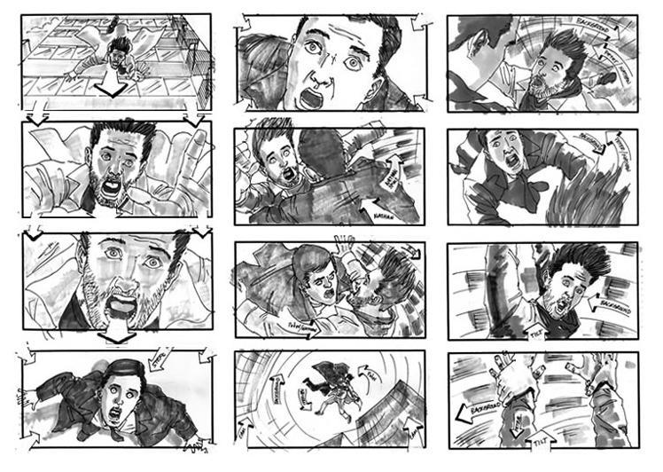 Film Storyboard - film storyboards