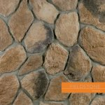 Fieldstone0Brown