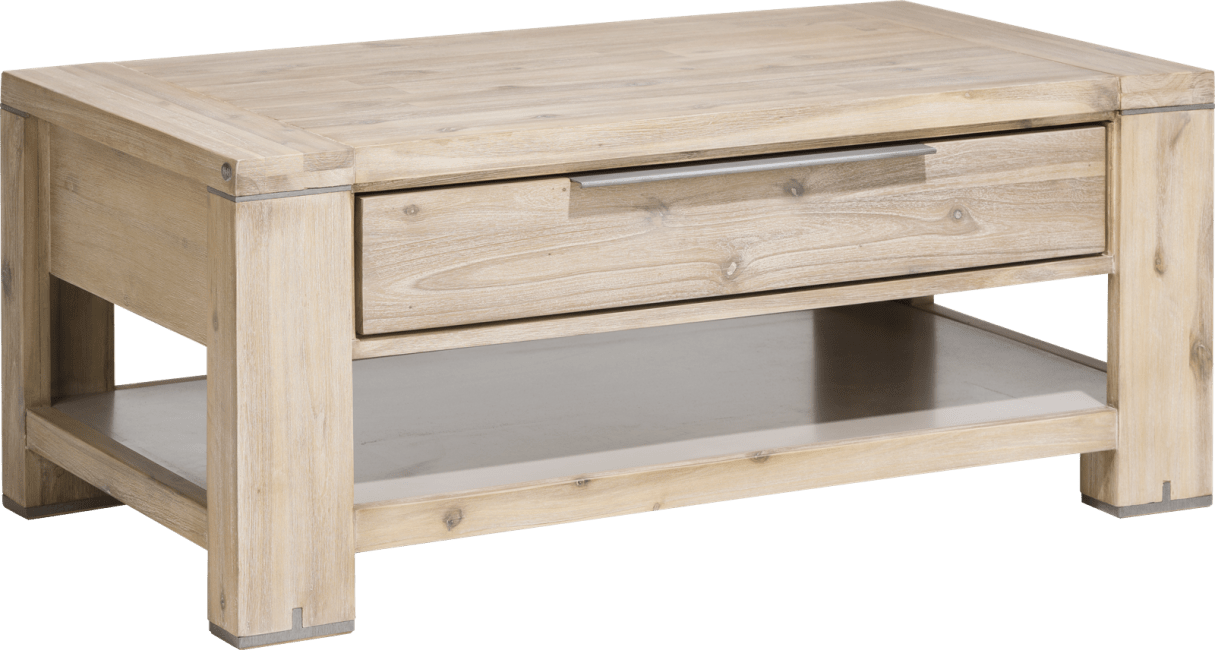 Salontafel Met Laden Buckley Salontafel 110 X 60 Cm 1 Lade T T 1 Niche