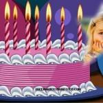 Marco de Pastel para cumpleaños