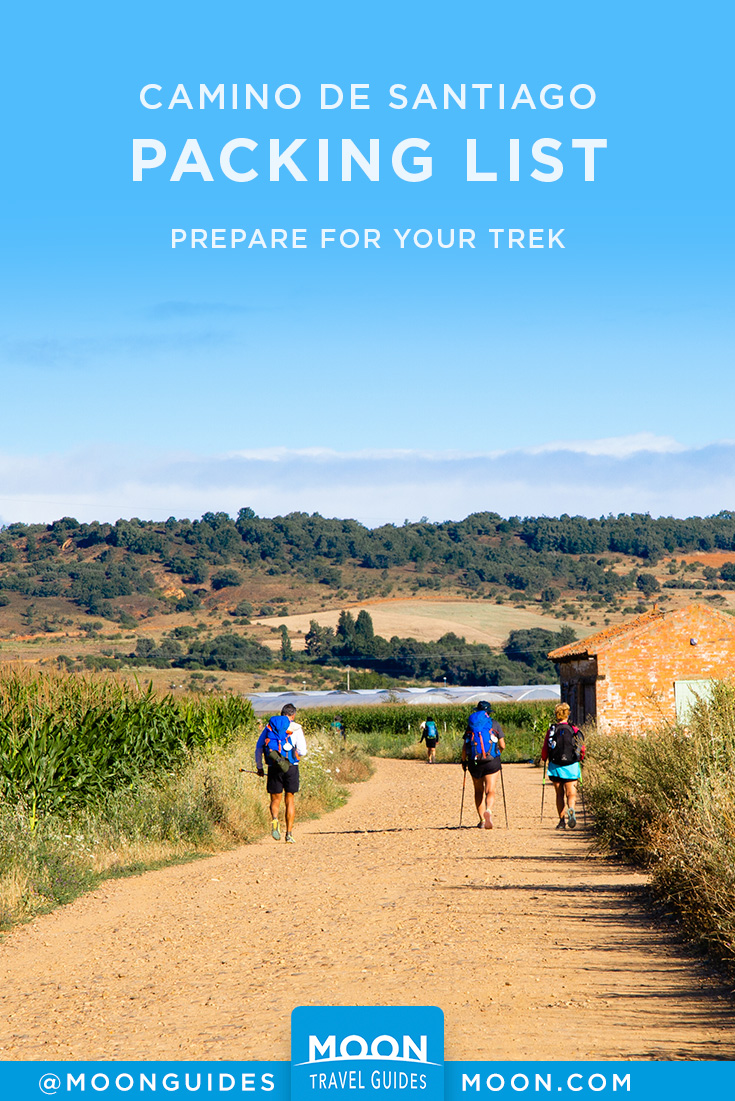 Camino Santiago Packing List The Essential Camino De Santiago Packing List Avalon Travel