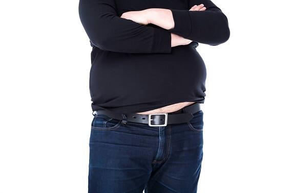 ウォーキングでダイエットしたい92kgで肥満のお腹