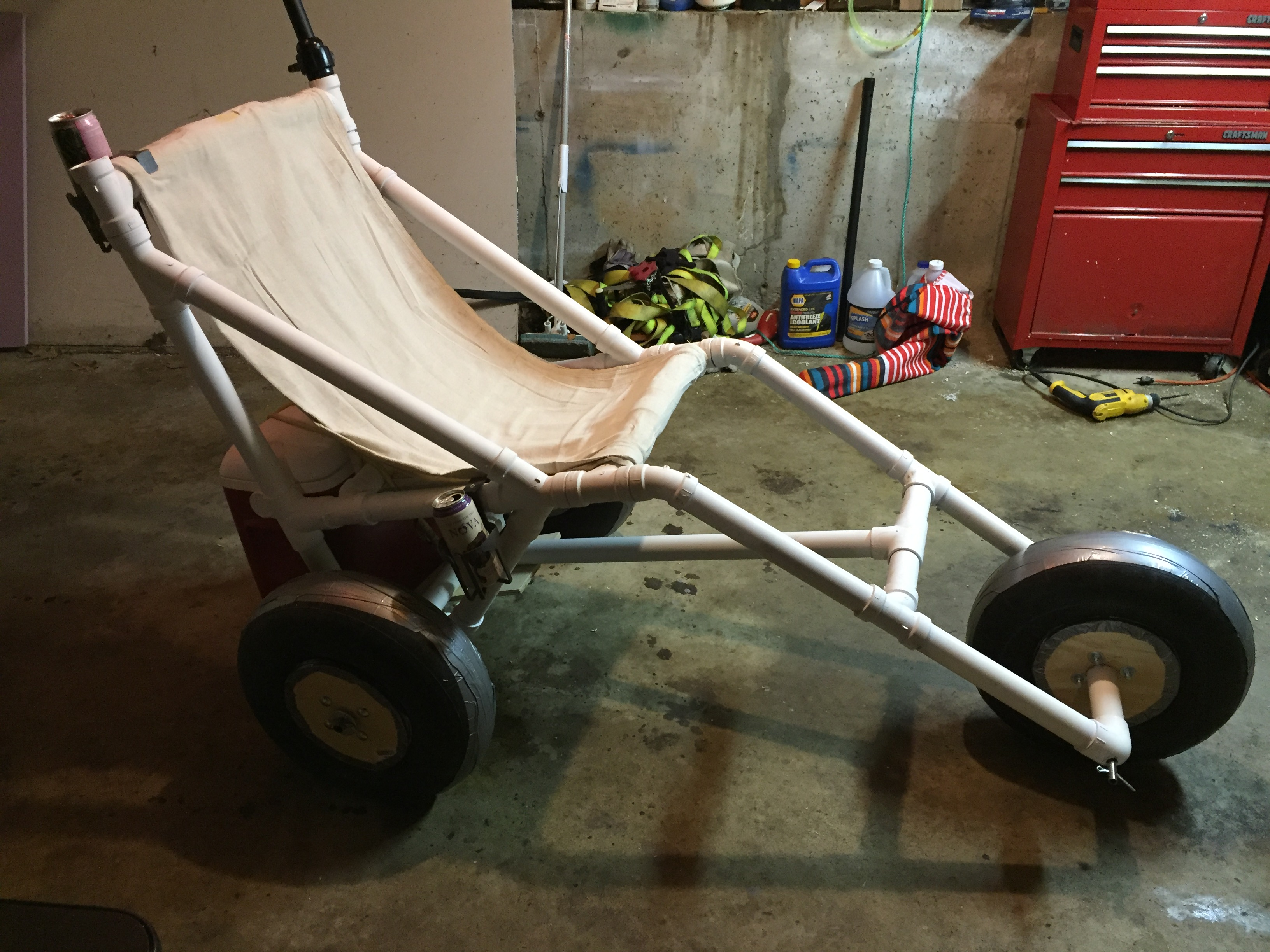 Moon Buggy Diy Cheap And Effective Dune Buggy Wheel Chair Hackaday