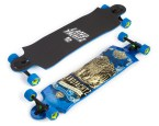Landyachtz Switchblade 40″ Maple Eagle Lion 2016 Deck