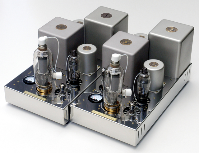 ValveMark 300B triode SET audiophile valve tube amplifier single - p amp amp l statement sample
