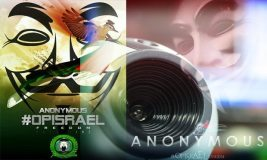 Israeli Hackers hack webcams to unmask Anonymous #Opisrael Hackers