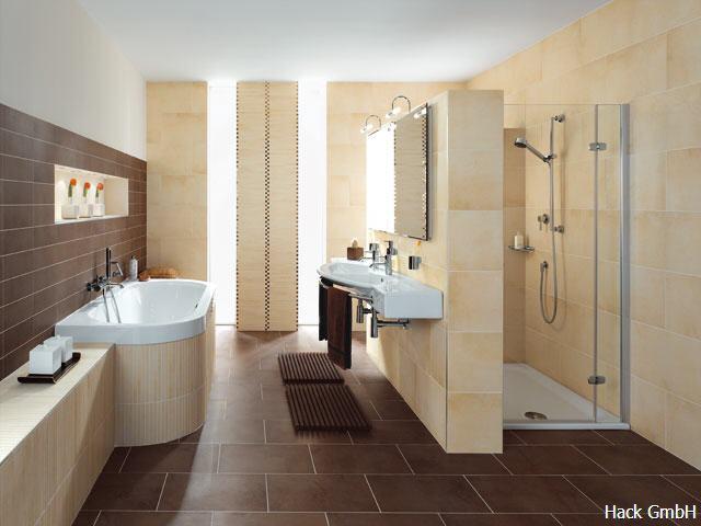 Badezimmer T Form Grundriss
