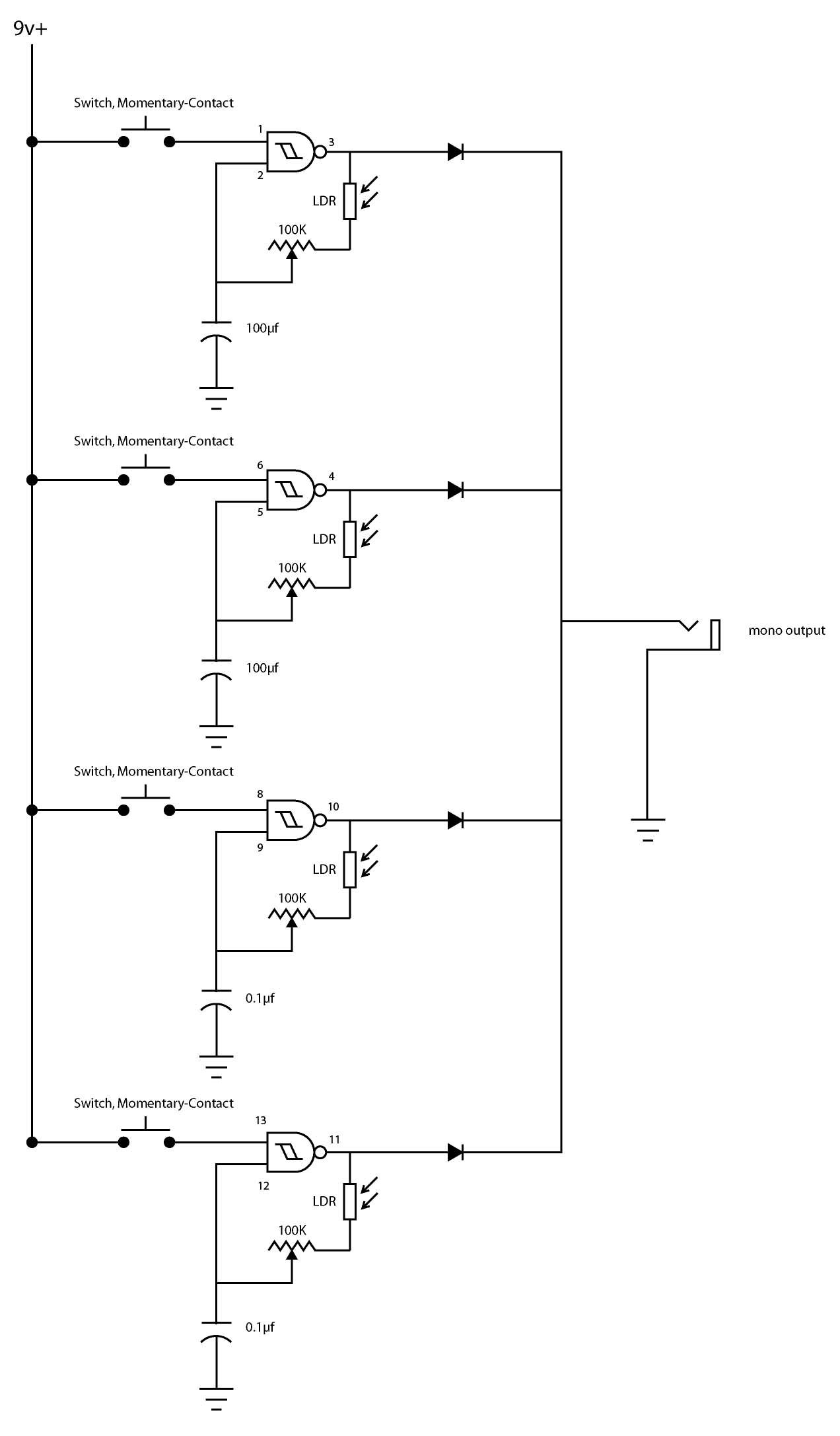 design schematics or schematic design