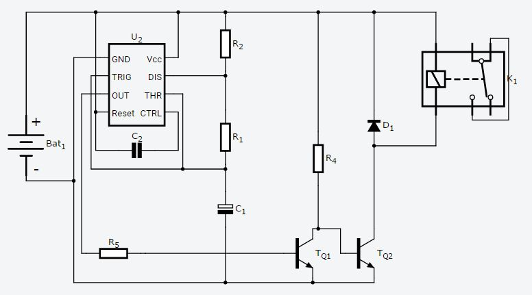 schematic solar battery charger large image