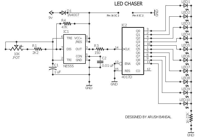 building your first breadboard circuit