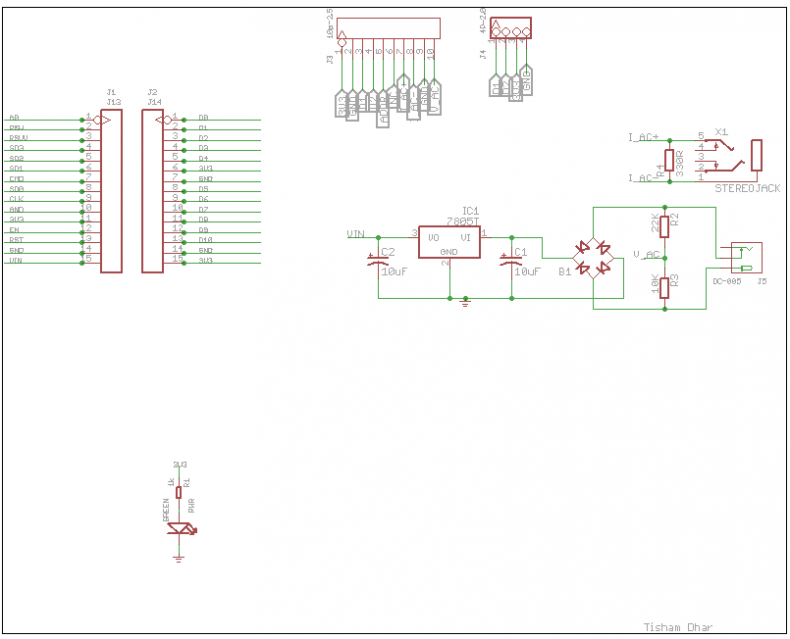 the schematic for the design can be ed here