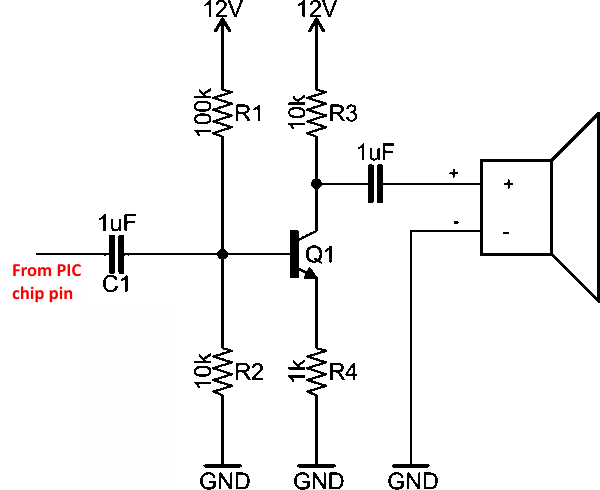 simple surround circuit using ic tl072