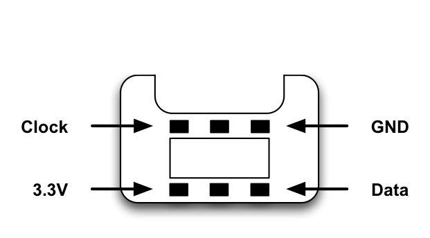 wii nunchuck wiring diagram