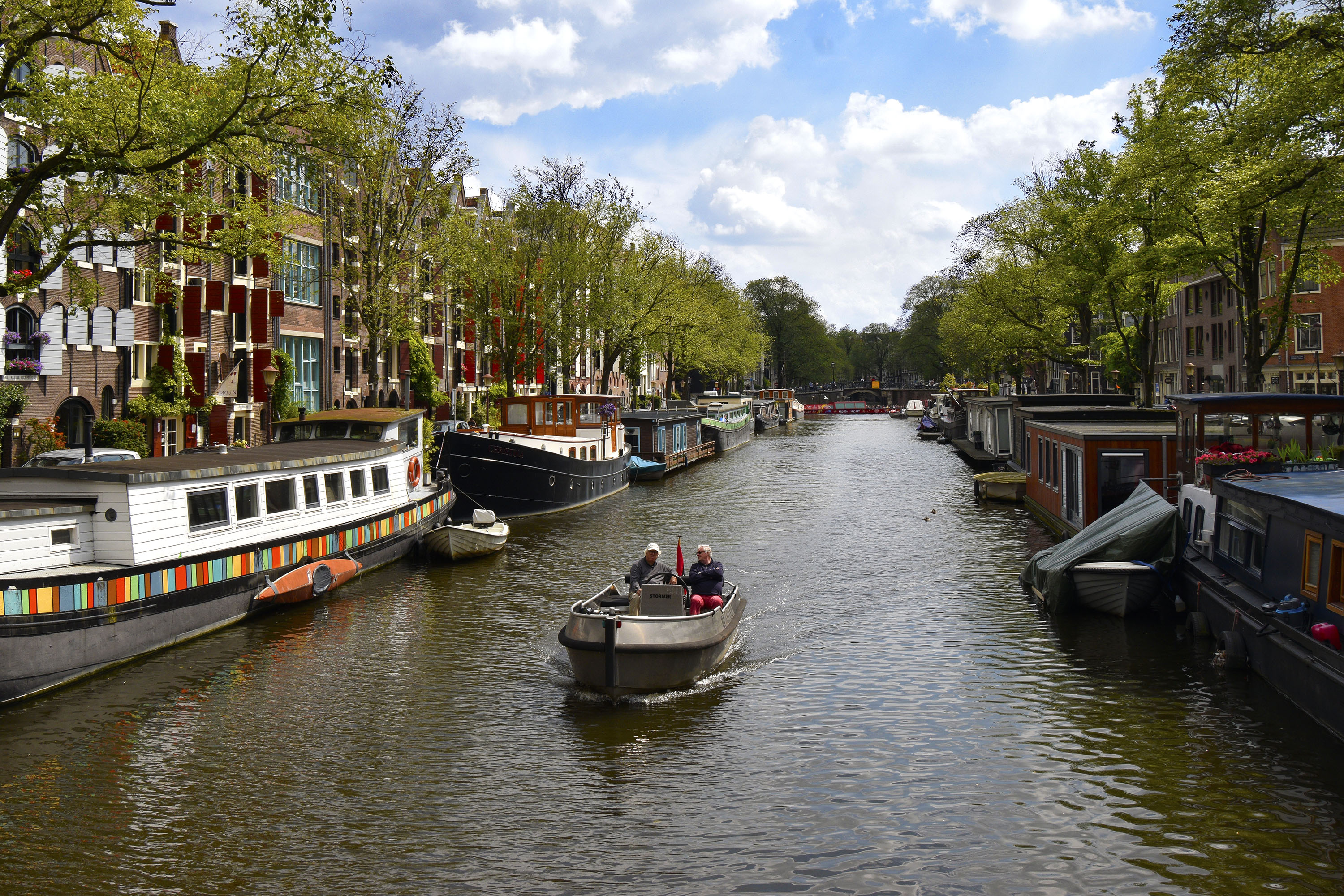 Rent A Boat Amsterdam Fun Things To Do In Amsterdam Rent A Canal Boat Hack