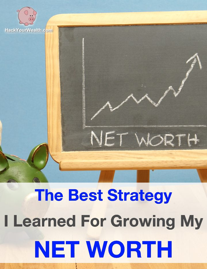 The Best Investing Strategy I Learned For Growing My Net Worth