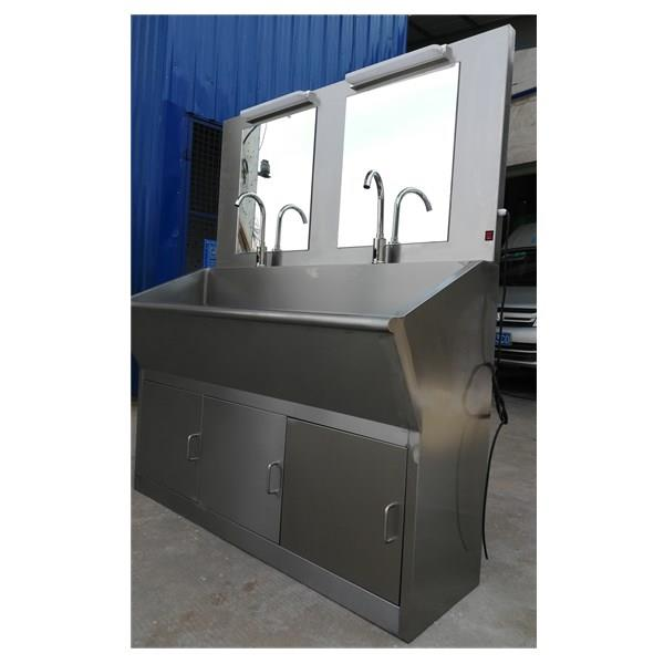 Wholesale Modular Manufacturers China Customized Single Stainless Steel Medical Sink