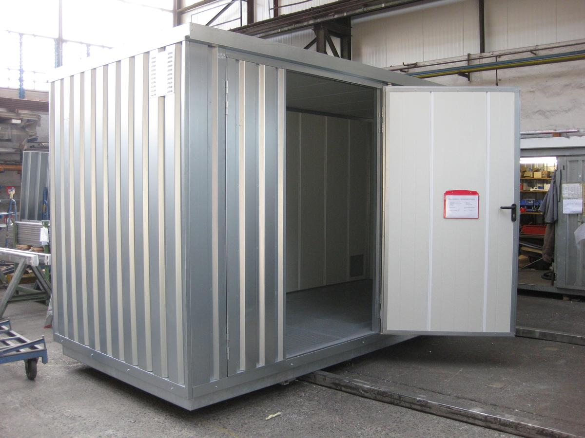 Seecontainer Isolieren Isolierte Lagercontainer Und Isolierte Materialcontainer