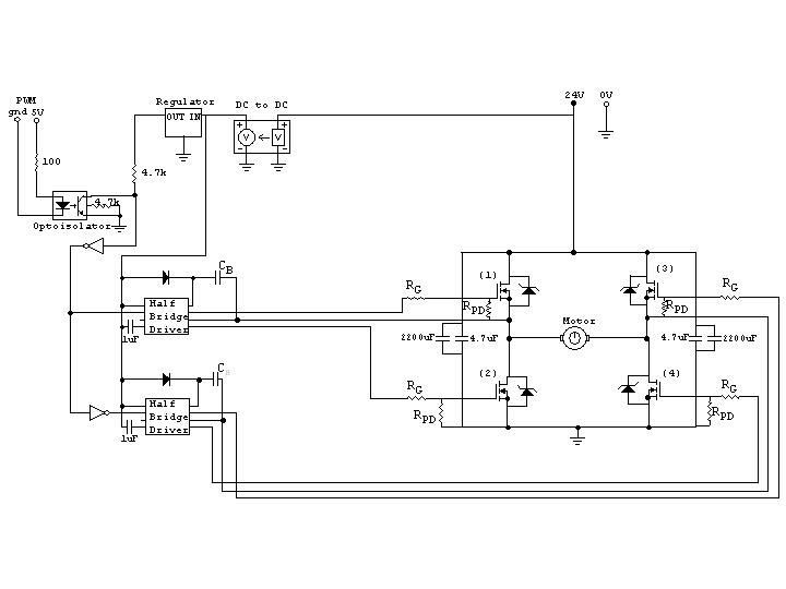H Bridge Ic Pin Diagram Wiring Diagram